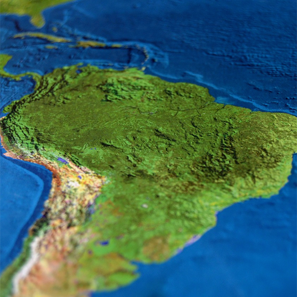 South America expansion plans for 2020